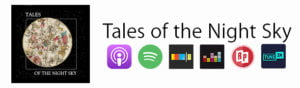 Podcast Tales of the Night Sky