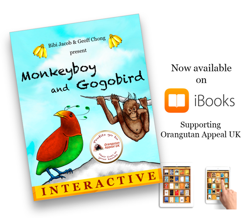 Monkeyboy and Gogobird e-book